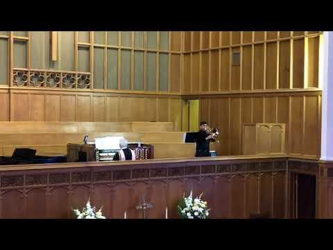 Franz Liszt - Hosannah for Bass Trombone and Organ