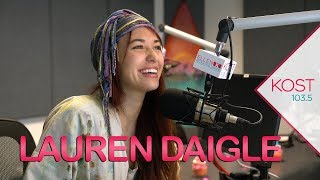 Lauren Daigle On How Out She Found Out That She Was Grammy Nominated