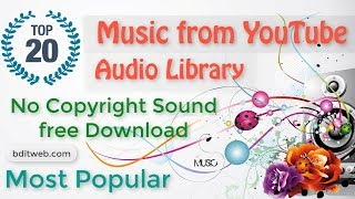 Mp3 Audio Library No Copyright Music Download