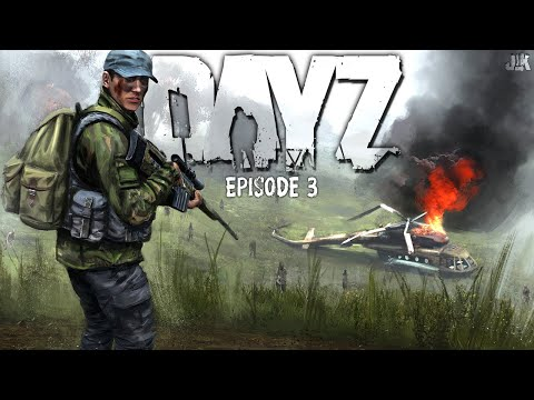 PREPARING FOR WAR! - Surviving DayZ - Ep.3
