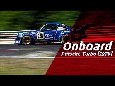 Onboard Nordschleife | Porsche Turbo 1976