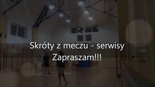 preview picture of video 'Siatkówka - Cielmice 15.03.2013r.'