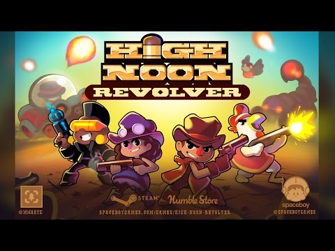 High Noon Revolver - Gameplay Trailer thumbnail