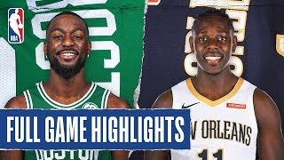 CELTICS at PELICANS   FULL GAME HIGHLIGHTS   January 26, 2020
