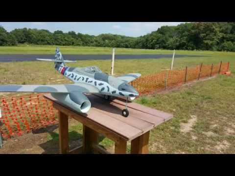ME-262 Finally Flies And Lands