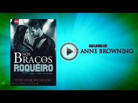 NOS BRAÇOS DO ROQUEIRO - Terri Anne Browning