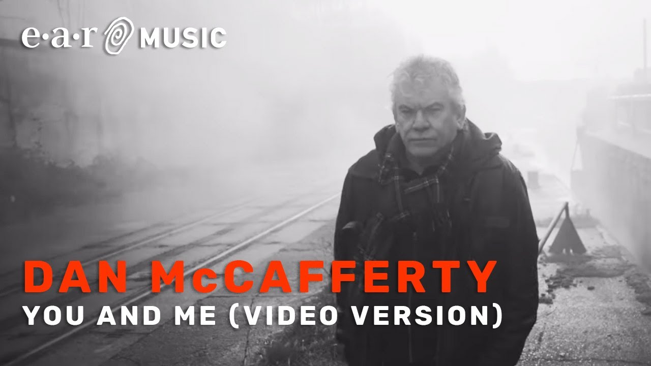 DAN MCCAFFERTY - You and me