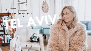Travel Vlog: Visiting my sister in Tel Aviv!