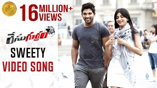 Sweety Song - Race Gurram