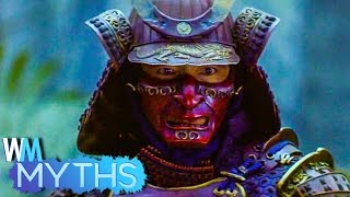 Top 5 Myths About Samurai