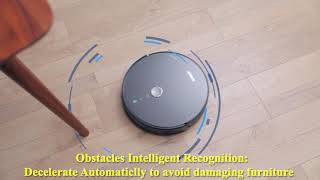 OPODEE E30W-Robotic Vacuum Cleaner
