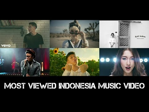 Download Top 30 Most Viewed Indonesia Lyric / Music Video Of All Time (As of May 2018) HD Mp4 3GP Video and MP3