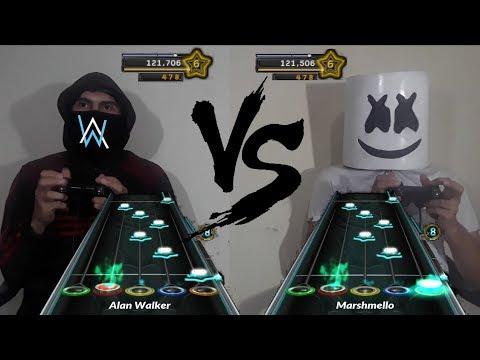 [GH3/CH] Alan Walker vs Marshmello Batalla Epica #3 (The Revenge)   FAN MADE (видео)