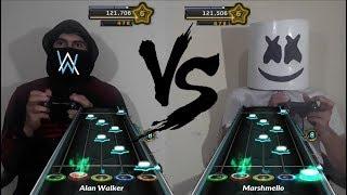 [GH3/CH] Alan Walker vs Marshmello Batalla Epica #3 (The Revenge) | FAN MADE