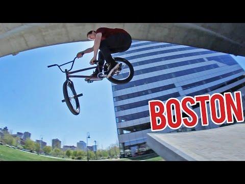 CT-5: Boston's Skatepark is PERFECT