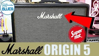 Marshall Origin 5 Amplifier Review - Overhyped or Awesome?