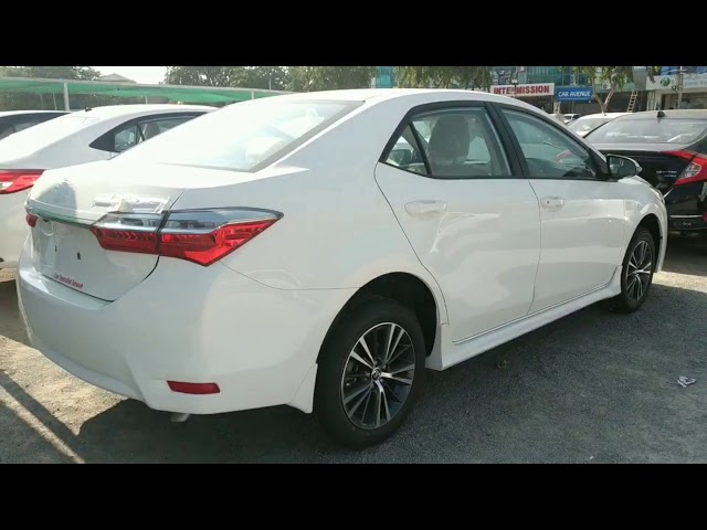 Toyota Corolla Altis Automatic 1.6 2020 for Sale in Islamabad