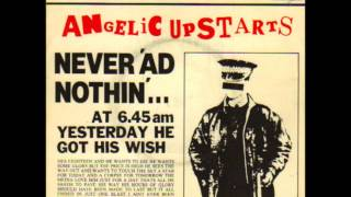 Nowhere Left to hide-Angelic Upstarts
