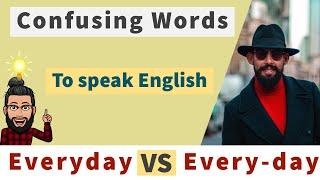 Confusing words In English ||  Affect / Effect || Dessert / Desert