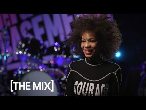 Cindy Blackman Santana on drums, the Power of Femininity and the Pulse of the Universe | The Mix