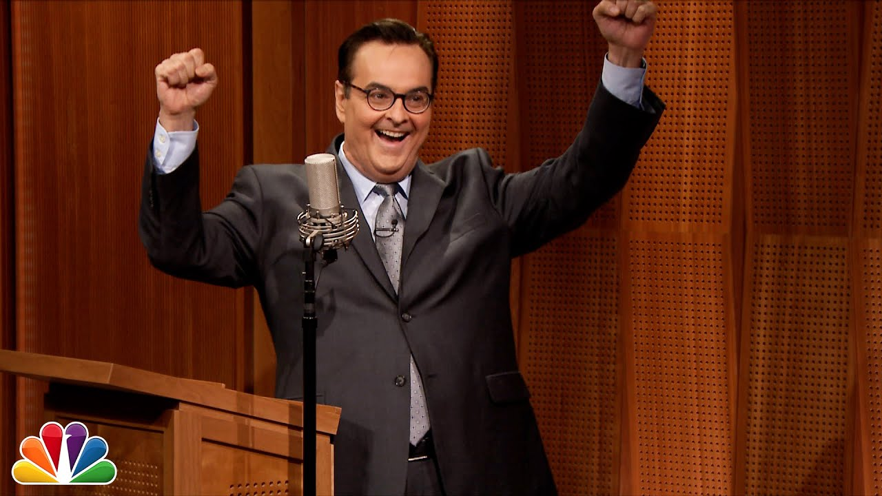 Jimmy Gives a High School Yearbook Birthday Surprise to Steve Higgins thumbnail