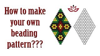 How To Make Your Own Beading Pattern