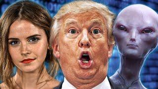 """Anonymous filtra un audio de una conversacion donde se confirma que hay extraterrestres en la tierra y sob seres interdimencionales, Donald Trump sigue haciendo de las suyas, Emma Watson """"cancelada"""" por un rato, Nickelodeon perturba a los niños, y mas...  ► TUS 10 SEGUNDOS ➥ http://tus10s.com/DelcarajoTeve ► SE PARTE DEL TEAM DELCARAJO: ➥ https://youtube.com/channel/UCuWeBHxVe6C69JTBpiY-Y8Q/join  #Anonymous  ► TIENDA DELCARAJO ➥ http://delcarajo.net  ► Sigueme en: Twitter ➥ http://twitter.com/juanitosay Instagram ➥ http://instagram.com/juanitosayoficial  ► Contacto: say@delcarajo.net   * Hey, Friki Delcarajo... ¿Que haces tan abajo? El boton de like esta mas arriba ( ͡° ͜ʖ ͡°)"""