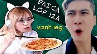 Gambar cover Misthy Săm soi MV Đại Ca Lớp 12A ( Túy Âm + Save Me Parody ) - VanhLeg