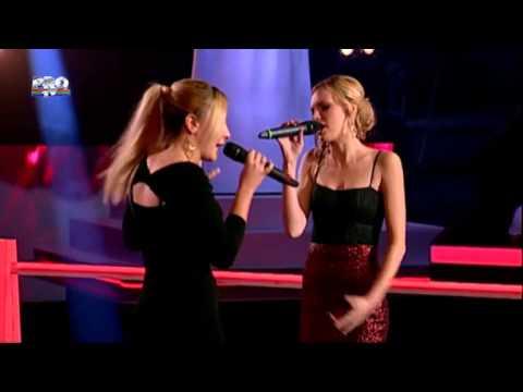 Larisa & Andreea - Chandelier (cover)