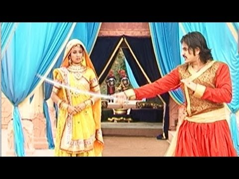 Jodha Akbar : Akbar faces trouble shooting a sword scene   UNCUT