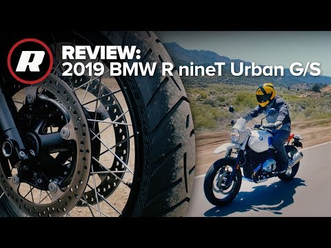 Review: 2019 BMW R nineT Urban G/S is a new bike with an old soul