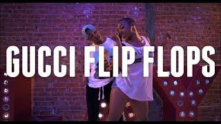 BHAD BHABIE - GUCCI FLIP FLOPS OFFICIAL VIDEO #DexterCarrChoreography