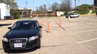 Maneuverability test Ohio