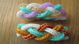 Rainbow Loom- Lotsa Knots Bracelet