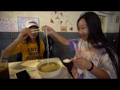 Crazy Young Asian Girls At Pho 805