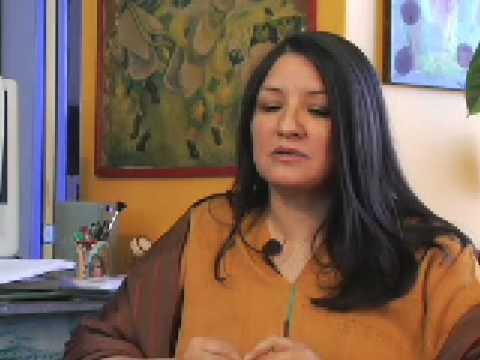 Vidéo de Sandra Cisneros
