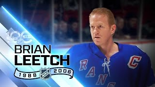 Brian Leetch first American to win Conn Smythe