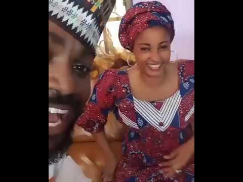 Adam A Zango Video Selfie While Singing Wakar