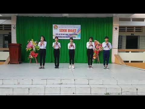 THCS Nguyễn Khuyến - Ca ngợi tổ quốc (Năm học 2019-2020)
