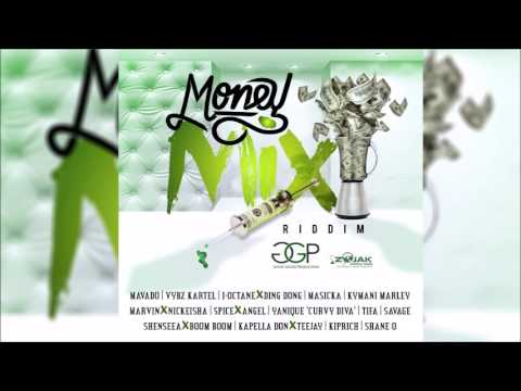Money Mix Riddim Mix  2017 April (Good Good Productions) Mix by djeasy