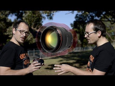 Lens Porn - Canon 85mm f1.2L