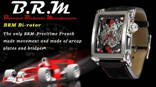 Review Luxury BRM Watches