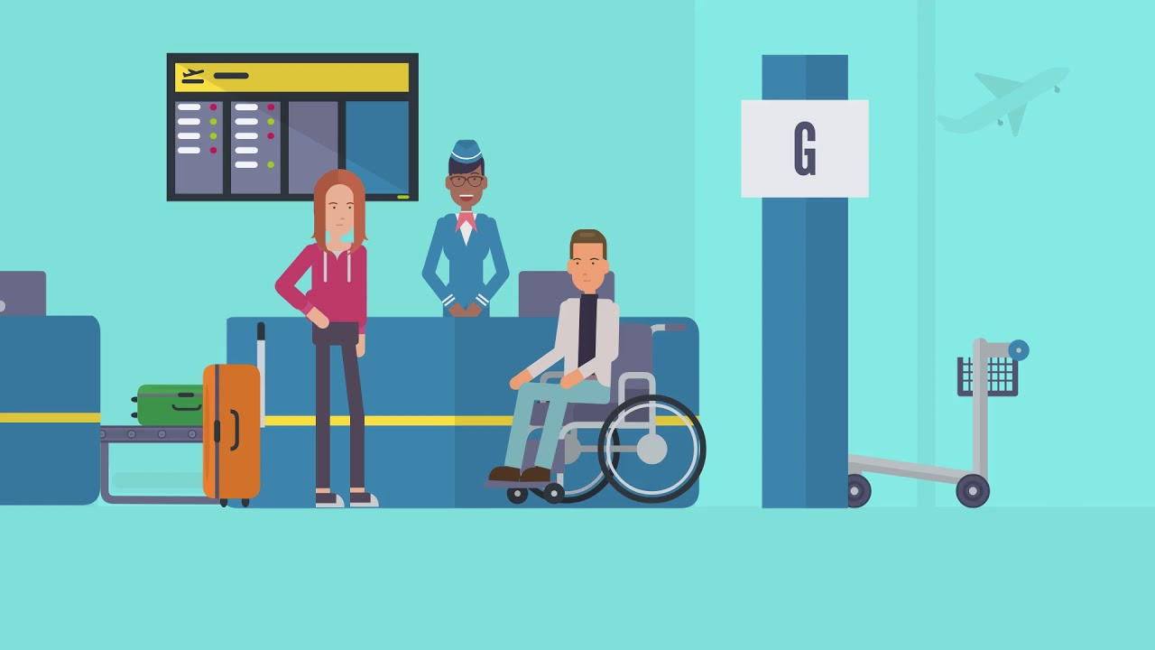 Travelling with disabilities to Canada