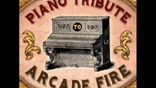 Month of May- Arcade Fire Piano Tribute
