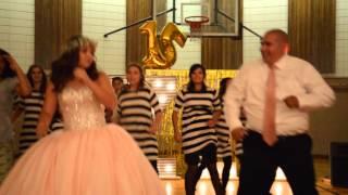 Cordova Father Daughter Quinceanera Dance