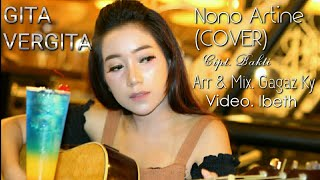 NONO ARTINE   GITA VERGITA (Acoustic Version Cover) [Video Music Official]