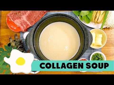 Resep Collagen Soup
