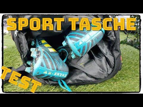 🔴Beste Sporttasche Quabster Unisex  Fitnesstasche TEST / REVIEW / DEUTSCH