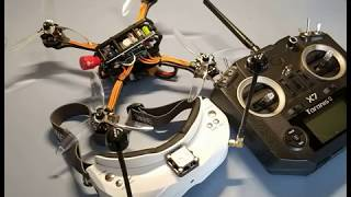 DIATONE GT M530 RACING DRONE FPV VIDEO COLORADOJERRY 10MAR2020 punch out to 399 feet