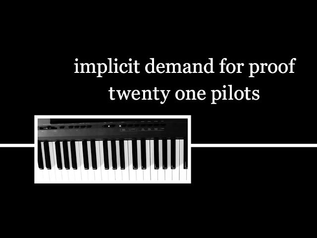 Implicit-demand-for-proof